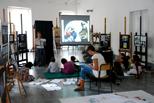 Sala Anatomia Accademia di Belle Arti