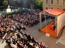 Inaugurazione - Venerdì 5 settembre - Ore 17:00 Sagrato Chiesa del Suffragio