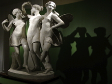 D'Aprés Canova. L'Ottocento a Carrara. L'accademia e i suoi maestri