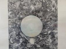 Fragilità e bellezza - Mostra - Via Verdi n. 15/c - Fondo Corsi (opera di Leo Zeni)