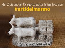 #artidelmarmo - mostra dal contest instagram