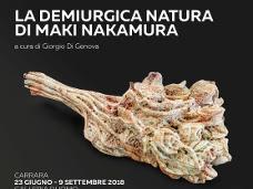 La demiurgica natura di Maki Nakamura - Galleria Duomo