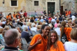 Magliette Arancioni